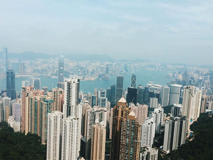 Relato: Hong Kong o cómo enamorarte de ella