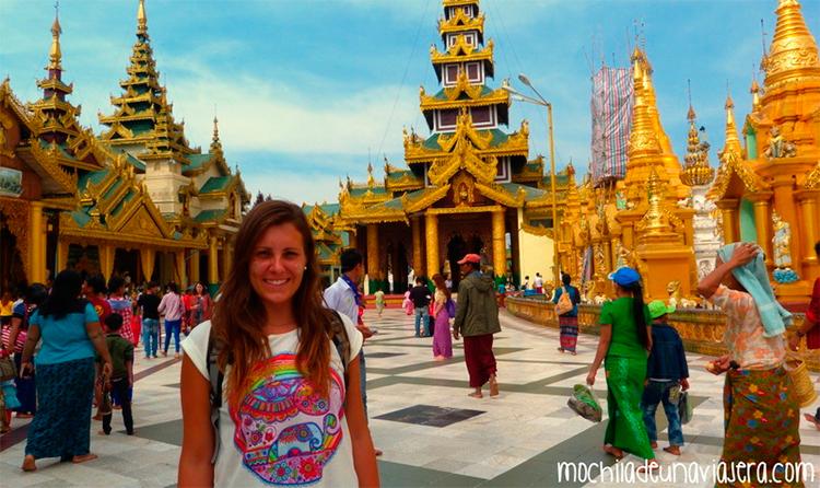 """Entrevista #10 """"Mochila de una viajera"""", motivando a otras mujeres"""
