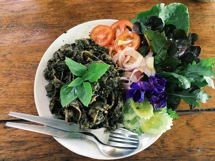 restaurantes vegetarianos en Chiang Mai