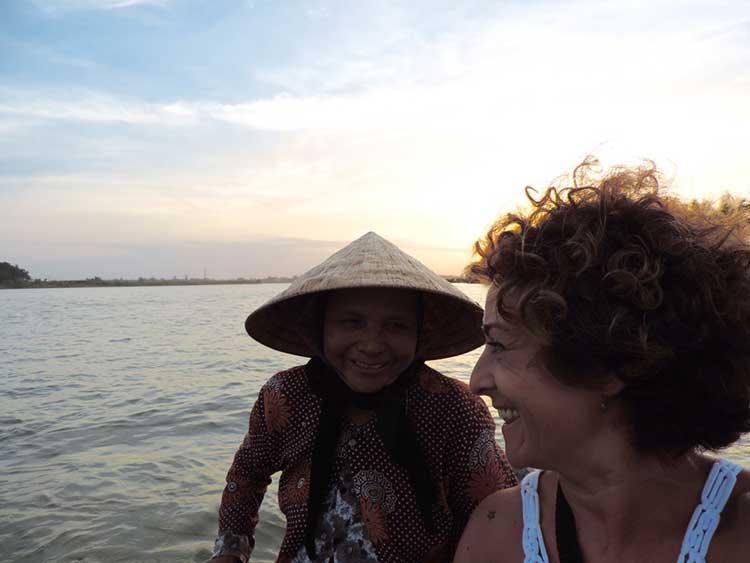 """Entrevista #13: """"Viaja sé tú misma"""", viajar sola a los 40"""