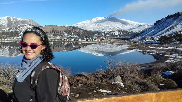 """Entrevista #14 """"Gina motociclista"""", 2 años por Latinoamérica en motocicleta"""