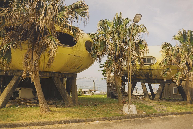 Wanli: el resort de OVNIs de Taiwán