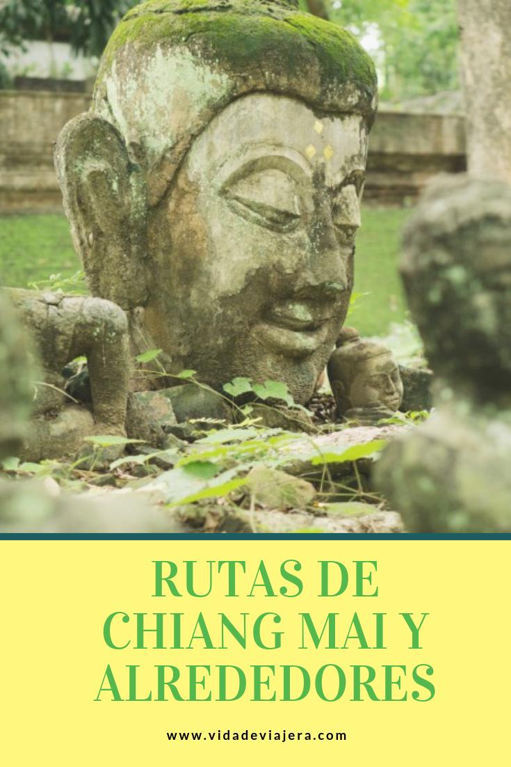 [Guía] Rutas de Chiang Mai y sus alrededores