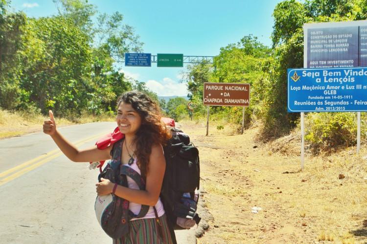 """Entrevista #19: """"Viajera del Universo"""": atravesar el océano Atlántico haciendo autostop"""