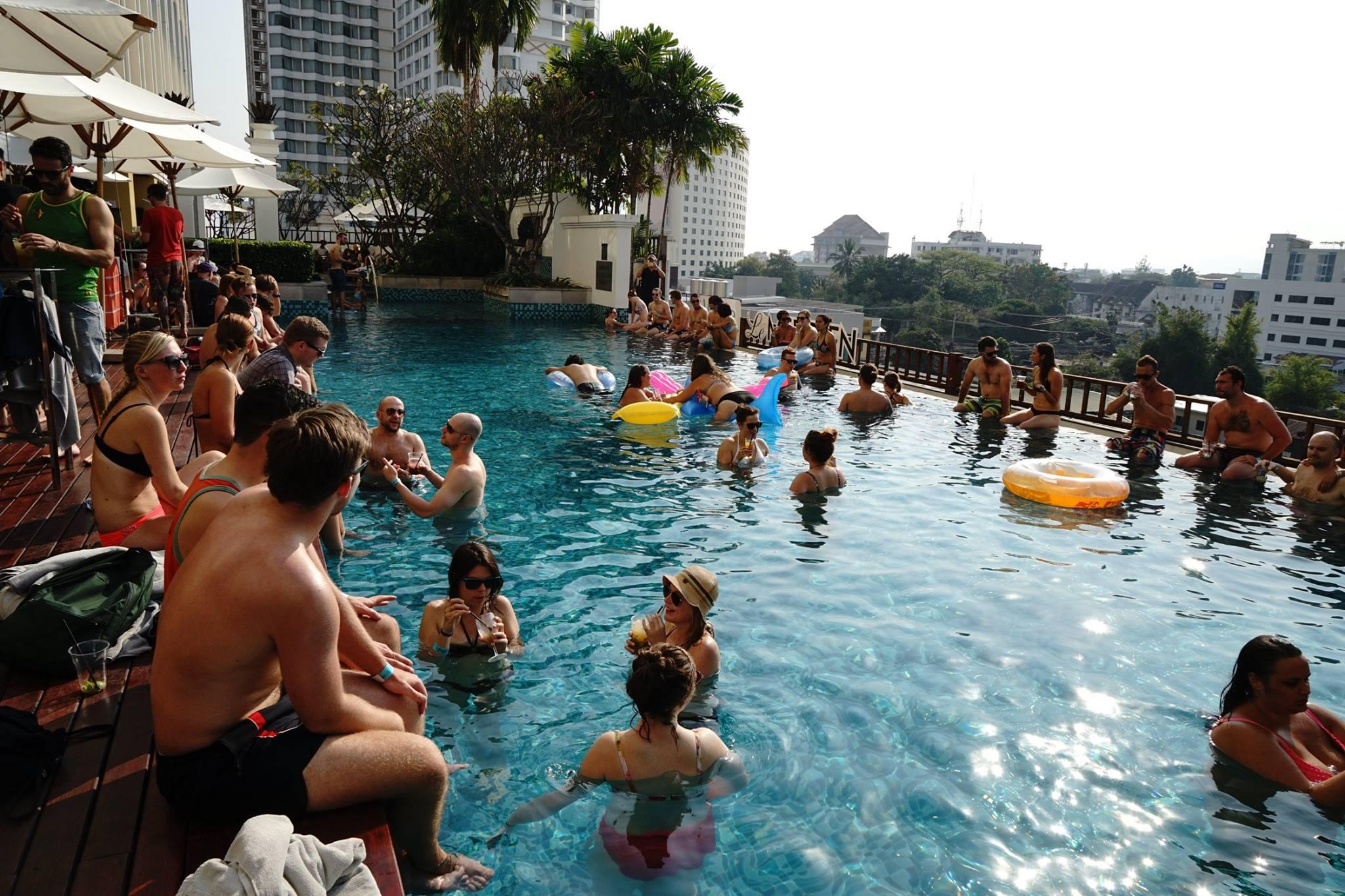 ¿Cómo conocer gente en Chiang Mai?