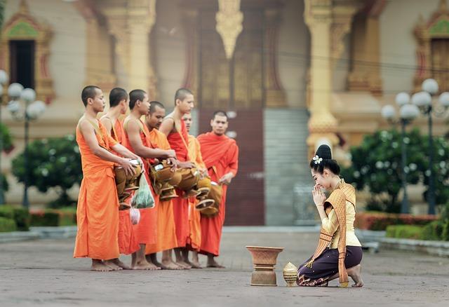 costumbres Tailanda
