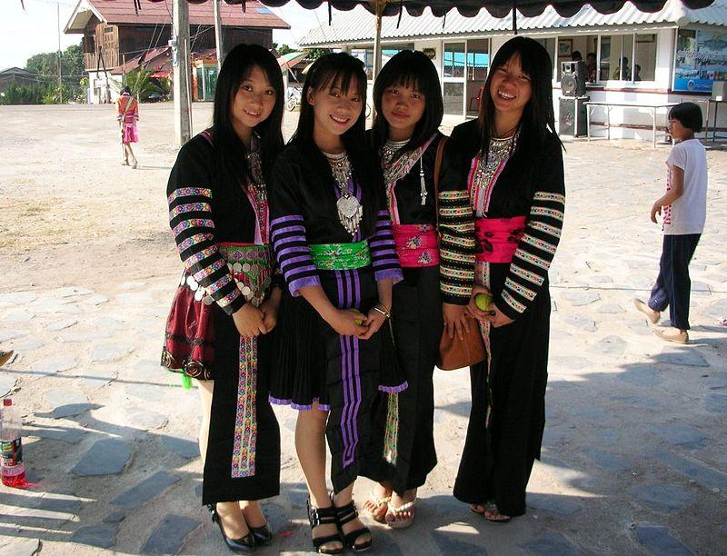 Minorías étnicas de Tailandia: costumbres de los hmong
