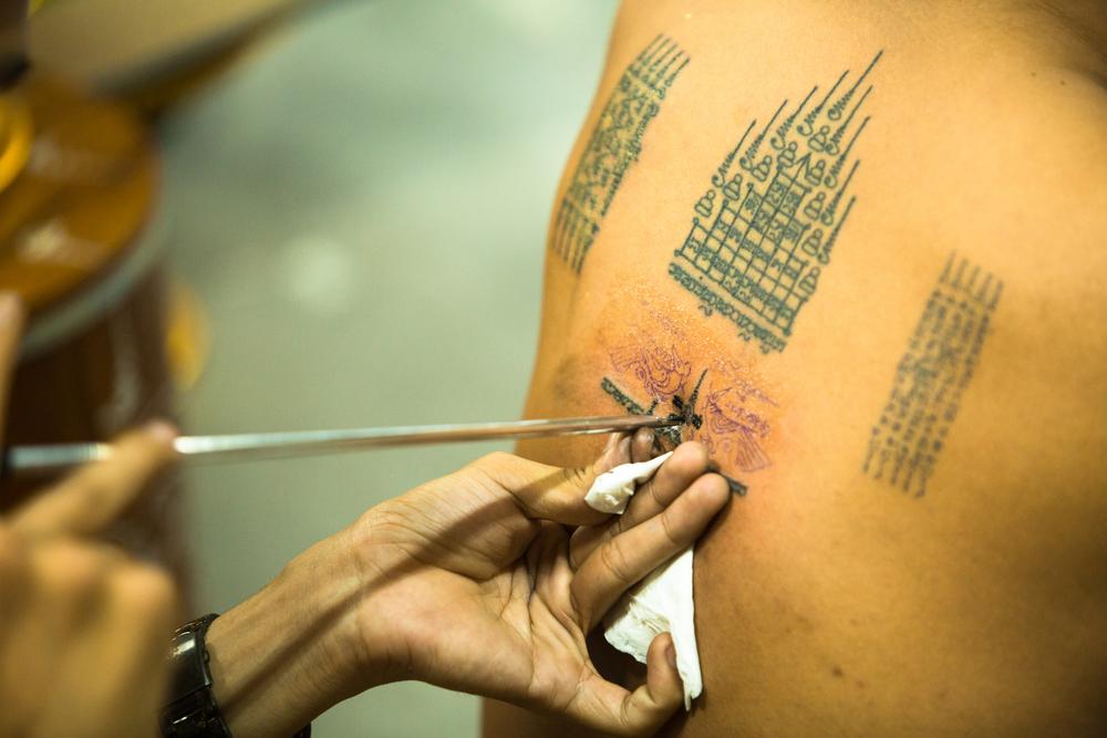tatuaje tailandes